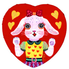 Love Power Rabbit