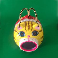 蚊遣り虎猫