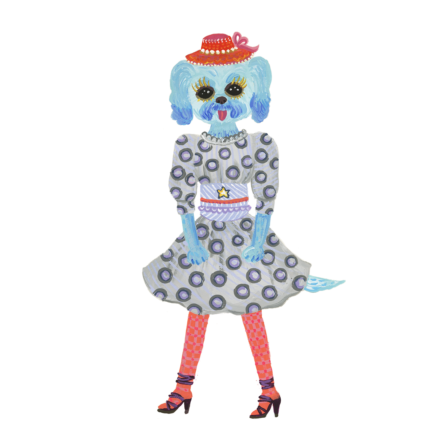 Dressed up Animals  series